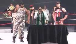 Pro Wrestling Entertainment Ki Pakistan Amad