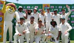 Sa Won Test Series 3-0 Vs Pakistan