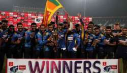 Sri Lanka Won T20 Series 3-0