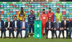 Psl 2020 Underway