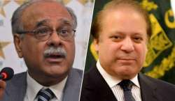 Najam Sethi Will Be New PCB Cheif