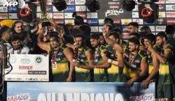Pakistan Won Kabaddi World Cup 2020