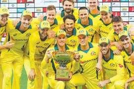 Australia Ka Pakistan Ko White Wash