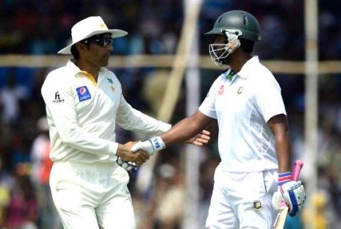 Misbah Ul Haq Bhi Bangladesh Se Test Match Na Jeet Sake