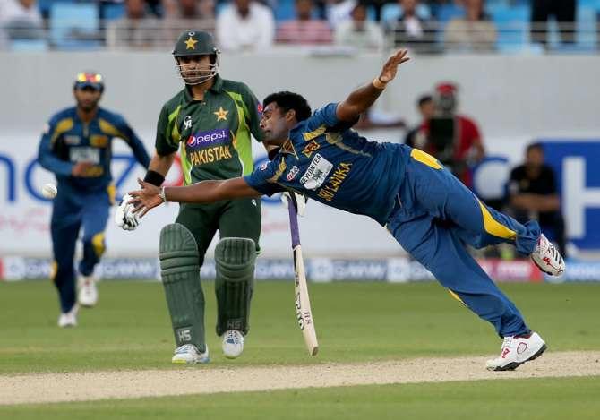 Pakistan Vs Srilanka - 1st Test Starts Today
