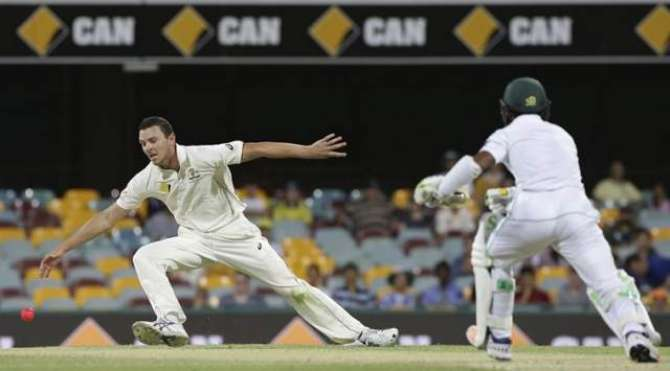 Brisbane Test Pakistan Ki Shikast