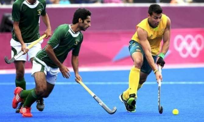 Pakistan Hockey Team Australia Main Himmat Har Gaye