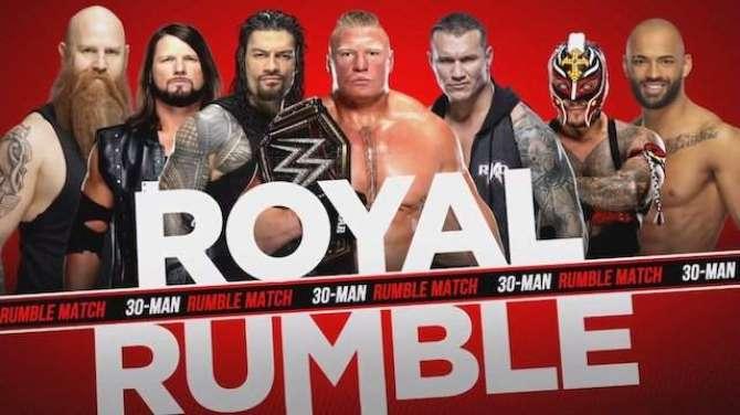 Royal Rumble 2020 Story Line Yeh Nahi Thi