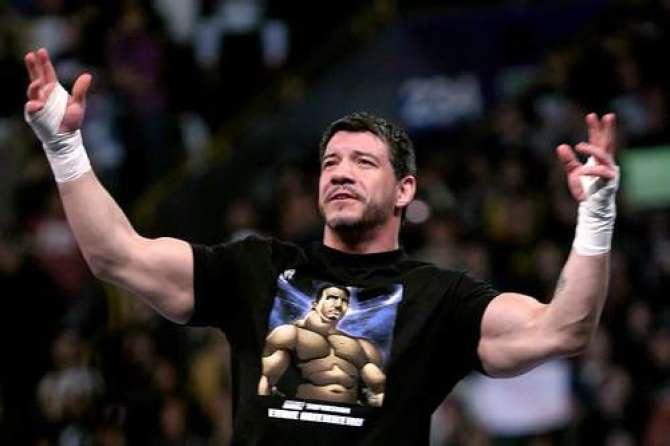 Wrestler Eddie Gurrero