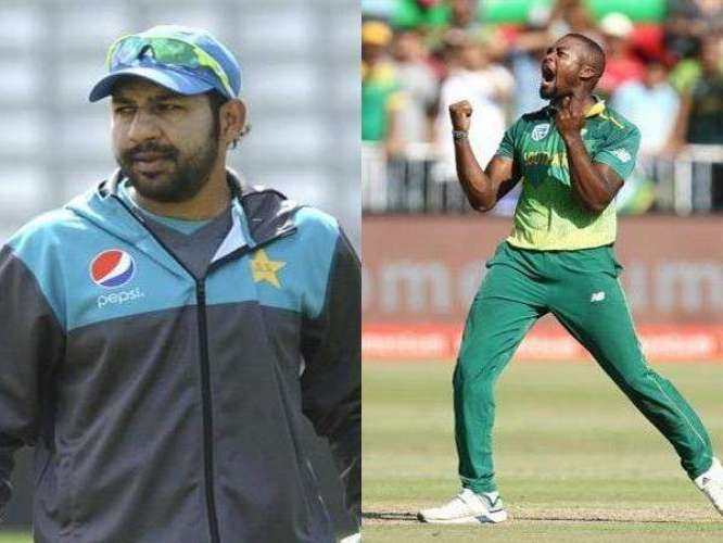 Pakistan Tour Of South Africa