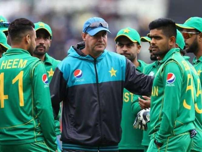 Pakistan Team Ready For World Cup