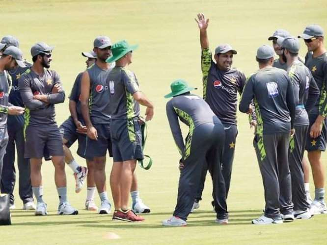 Pakisani Team Ready For World Cup?