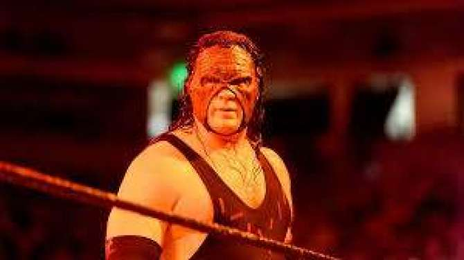 Wrestler Kane