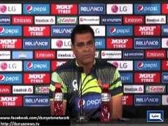 Sarfraz Ahmed Named Man Of The Match