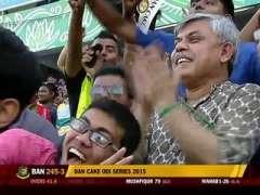 Wahab Riaz Bowling Action Against Bangladesh