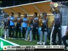 Shoaib Malik 95 Runs Batting Highlights