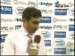 Nauman Anwar Hero Of The Tournaments Haier Super8 T20 Cup 2015