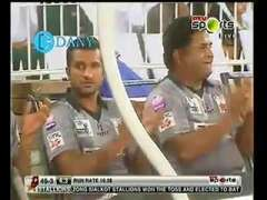 Nauman Anwar 97 Of 54 Balls Batting Highlights Final Lahore Lions V Sialkot Stallions