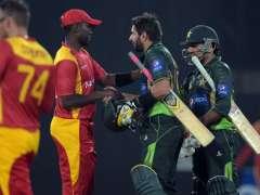1st T20I: Pakistan V Zimbabwe
