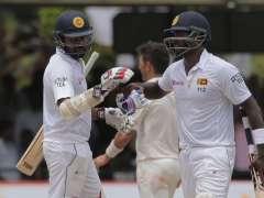 2nd Test : Pakistan Vs Srilanka