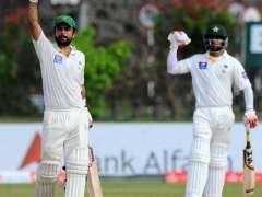 , 1st Test, Sri Lanka V Pakistan