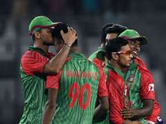 1st ODI: Bangladesh V India