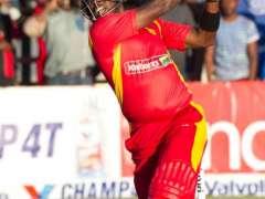 1st ODI: Zimbabwe V India