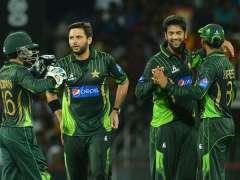 1st T20I: Sri Lanka V Pakistan