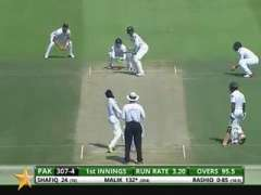 1st Test: England V Pakistan