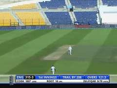 Highlights Day 4 (1st Test, PAK Vs ENG 2015 )