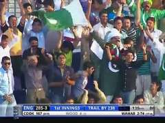 Wahab Riaz Gets 3 Wickets (PAK Vs ENG 2015, Day 4) 2015-)