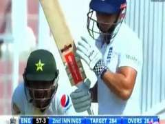 Pakistan VS England 3rd Test 5 Day Wickets Highlights 2015
