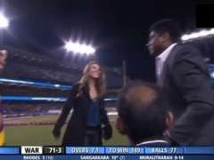 Everyone Shook Hands With Warne's Girlfriend Liz Hurley, Saqlain Didn't