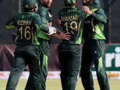 1st T20 , Zimbabwe V Pakistan