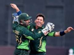 Zimbabwe V Pakistan, 1st ODI