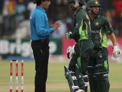 2nd ODI: Zimbabwe V Pakistan