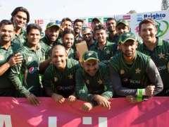 3rd ODI,Zimbabwe V Pakistan