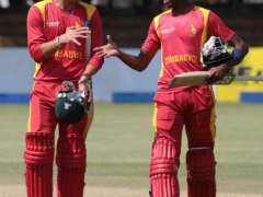 1st ODI,Zimbabwe V Afghanistan