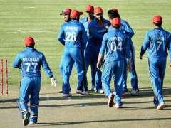 2nd ODI,Zimbabwe V Afghanistan