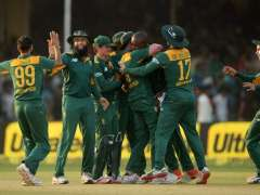 1st ODI: India V South Africa