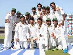3rd Test, Pakistan V England