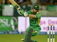 1st T20I: England V Pakistan
