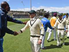 1st Test, Australia V West Indies