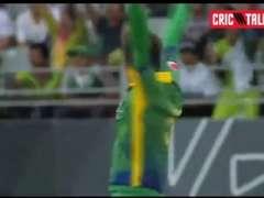Mohammad Amir Swinging Spell Against New Zealand 3rd ODI