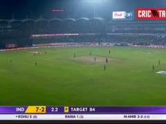 Kohli Saved By The Umpire On Amir's Ball Asia Cup