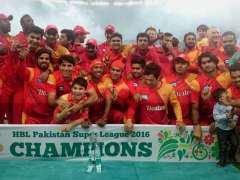 PSL Final, Islamabad United V Quetta Gladiators