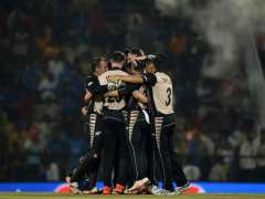 World T20 2016 , India V New Zealand
