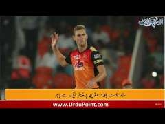 Billy Stanlake's Finger Fractured, Leaves IPL 2018
