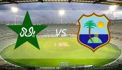 WEST INDIES V PAKISTAN