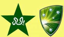 Pakistan V Australia 2018
